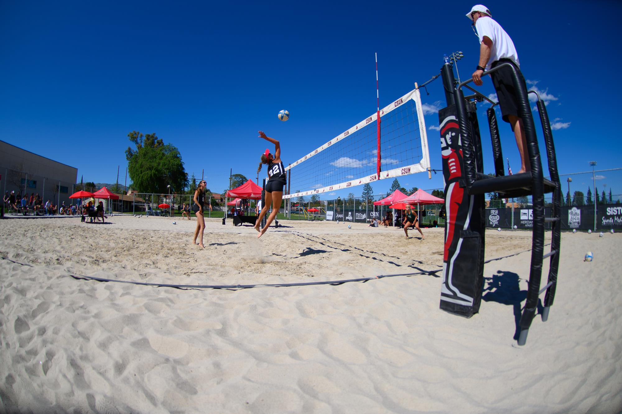 Csun Beach Volleyball Adds Five Players For 2021 Csun Athletics
